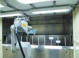 Linha de revestimento automática do robô livre de poeira para as peças plásticas