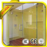 Bereiftes Glas-Dusche-Bildschirm, Dusche-Glas-Tür löschen
