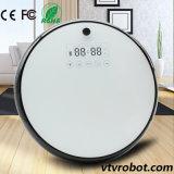 Abitazione del robot intelligente di pulizia di vuoto con il pulitore virtuale del robot della parete