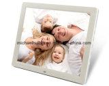 de LEIDENE 12inch TFT Multimedia die van het Scherm het Digitale Frame van de Foto (hb-DPF1201) adverteren