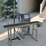 Fuluke Industrial Impresora de inyección de tinta de fecha de carácter pequeño carácter con pantalla LCD