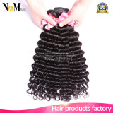 Девственницы ранга человеческих волос 7A Prefectly надкожицы волна курчавых волос неповрежденной бразильская глубокая
