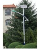 Solarstraßenlaternemit 90W LED Lampe