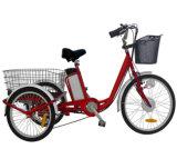 2016 roda quente E-Trike da venda 3 para pessoas idosas