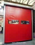 Selbstselbst, der Hochgeschwindigkeitsrollen-Blendenverschluss-Tür für Nahrungsmittelfabrik repariert