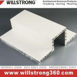 Panneau en nid d'abeille en aluminium de la Chine Willstrong