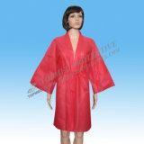 아름다움 안마를 위한 처분할 수 있는 짠것이 아닌 숙녀 일본 옷 온천장 살롱 겉옷