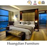 Спальня мебели гостиницы самомоднейшей конструкции 5 звезд (HD243)