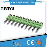 Nailer concreto Gn40sp 110j do gás profissional