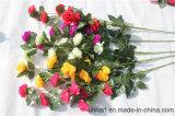 Arranjos florais artificiais Rose for Fairytale Wedding Decorações