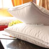 아래로 사치품 50% 백색 오리 침대 베개