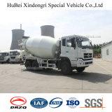 camion del miscelatore di trasporto di consegna del calcestruzzo dell'euro 3 di 10cbm Dongfeng con il motore di Renault