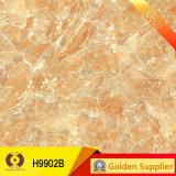 Polished застекленная мраморный каменная плитка фарфора плитки стены пола (H9902B)