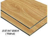 Wood Grain Aluminium Composite Panels (ALB-014)