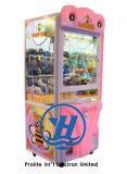 De Machine van het Spel van de Verkoop van het Stuk speelgoed van de Klauw van de kraan (zj-CG20)
