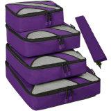 Обогатите оптовые кубики упаковки перемещения PCS таможни 4 с мешком прачечного