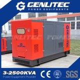 Генератор генератора 200kw 300kw 400kw 500kw молчком Cummins Denyo