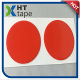 Rotes Freigabe-Zwischenlage-weißes Acrylschaumgummi Vhb Doppeltes versah Band mit Seiten