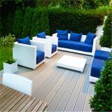 WPCは長い生命屋外のベンチを防水する(庭、公園、団地で)