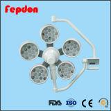 Indicatore luminoso Shadowless chirurgico di di gestione dell'ospedale LED (YD02-LED3+3)