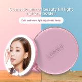 Espelho de mesa cosmética LED (rk16)