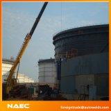 Solution de construction de réservoir de Bas-à-Dessus