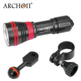 Rojo video LED Flashlight+26650+Charger del salto del CREE XP-G2 R5+XP-E N3 del arconte W32vr