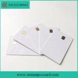 Tarjeta elegante vendedora caliente de la inyección de tinta imprimible doble 4442 IC de las caras
