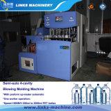 Машинное оборудование горячего дуновения бутылки любимчика сбывания Semi-Автоматического отливая в форму