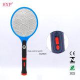 O melhor Swatter recarregável do mosquito de Seliing com tocha do diodo emissor de luz