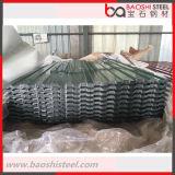 Гальванизировано настилающ крышу лист для строительных материалов