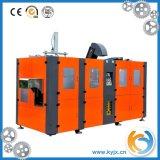 Máquina que sopla de la botella automática rotatoria