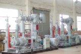 Поршень 40 бар Воздушный компрессор / 100% Безмасляные компрессор воздуха / среднего и высокого давления Воздушный компрессор