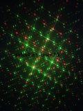 Kerstmis steekt de OpenluchtProjector van de Laser met 8 Patronen aan