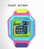 Reloj elegante fino del GPS para la pantalla táctil androide del soporte del IOS R13