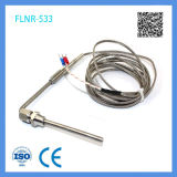 Changhaï Feilong à angle droit avec le thermocouple mobile d'embout