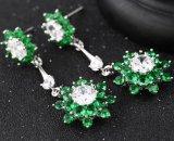 24935 de Oorring van de Juwelen van Zircon van de Bloem van de Luxe van de manier voor Huwelijk of Partij