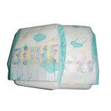 試供品の使用できる安い工場卸売価格の赤ん坊のおむつ