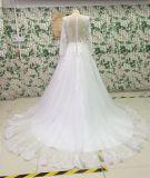 Линия платья венчания отвесной втулки Tulle Bridal