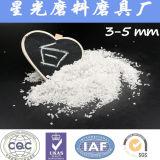サンドブラストおよび粉砕のための1-3mmの白い溶かされたアルミナ