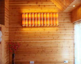 Decking composito di plastica di legno rassicurante di alta qualità 71X11