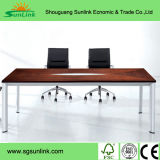 Patio de jardín Mesa de comedor Muebles de silla de restaurante con Fsc Madera de teca 100%.