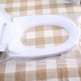 Cubierta de asiento impermeable plástica disponible de tocador para viajar y el hotel