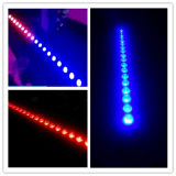 18PCS 3W RGB 3in1 LED Wall Washer / Waterproof Light pour Outdoor Pixel Bar