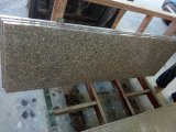 Pavimento non tappezzato del granito rosa-rosso della Cina G636/pavimentare