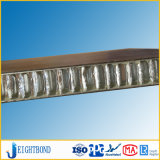 Tarjeta del panel de aluminio del panal del Formica HPL de las ventas al por mayor