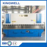 판매 (WC67Y-125TX4000)를 위한 금속 격판덮개 수압기 브레이크