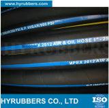 Mangueira industrial de borracha de alta qualidade Tubo de mangueira de óleo diesel