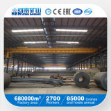 10t Workshop Double Beam Overhead Crane