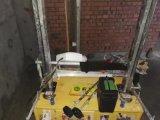 壁のセメント乳鉢プラスターレンダリング機械
